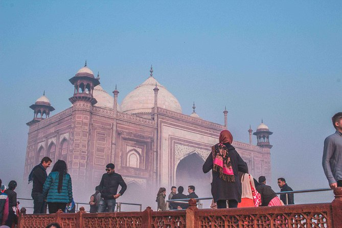 Agra: Sunrise Taj Mahal Tour Including Hotel Pick-up and drop-off photo 6