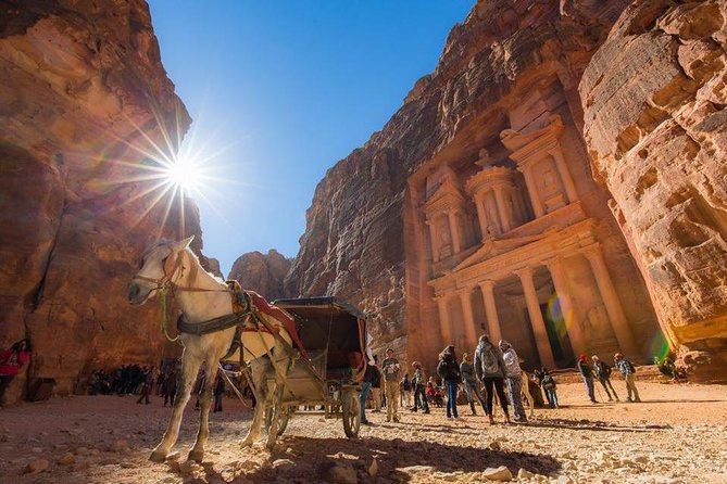 Private One Day Petra from Aqaba - Guided Tour