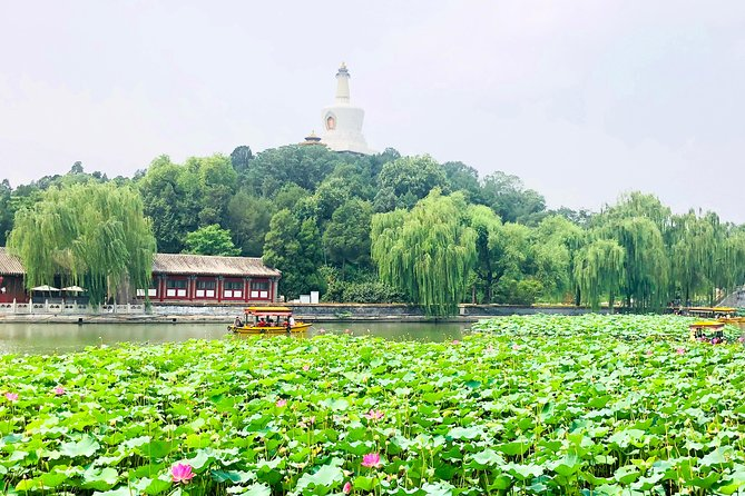 Beijing Private Day Tour: Beihai Park, Hutong and Badminton Experience