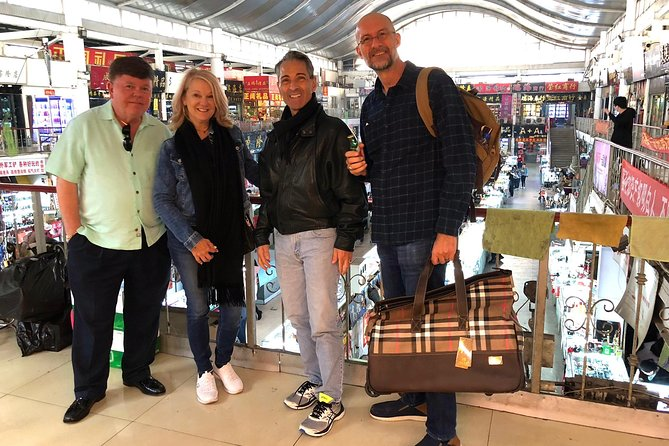 5-Hour Private Tianjin Shopping Tour with Peking Duck Lunch
