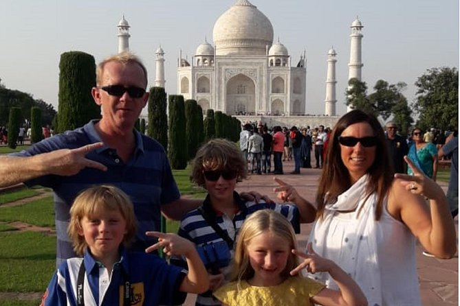 DAY TRIP TO AGRA (Guided Full Day Sightseeing Tour)