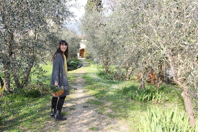 Authentic Florentine Cooking Class and Garden Tour in a Tuscan Family Estate
