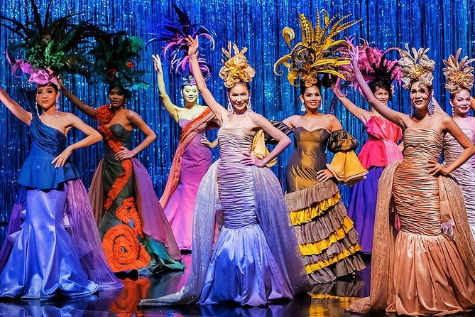 Bangkok Calypso Cabaret at Asiatique The Riverfront Admission Ticket