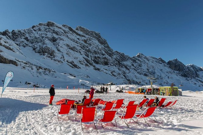 Mt Titlis Winter Tour with Snow Experience and Activities for Everyone