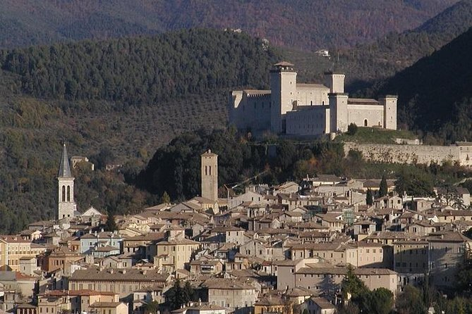 Private Group Tour: Cascia And Spoleto, A Journey Through Time In Umbria