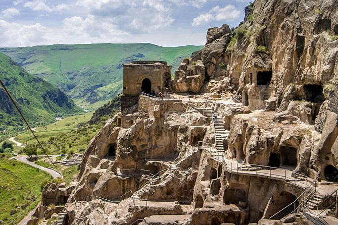 Vardzia, Rabati, and Borjomi private tour from Tbilisi