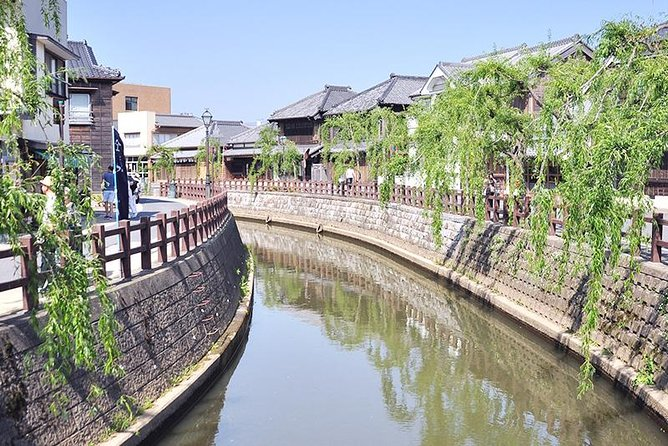Private Tour - A Relaxing Tour Through the Historic City of Water, Sawara