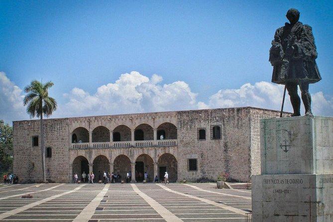 Full-Day Santo Domingo City Tour from La Romana
