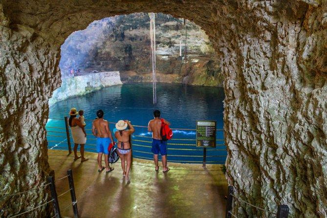 Chichen Itza Cenote Hubiku And Ekbalam