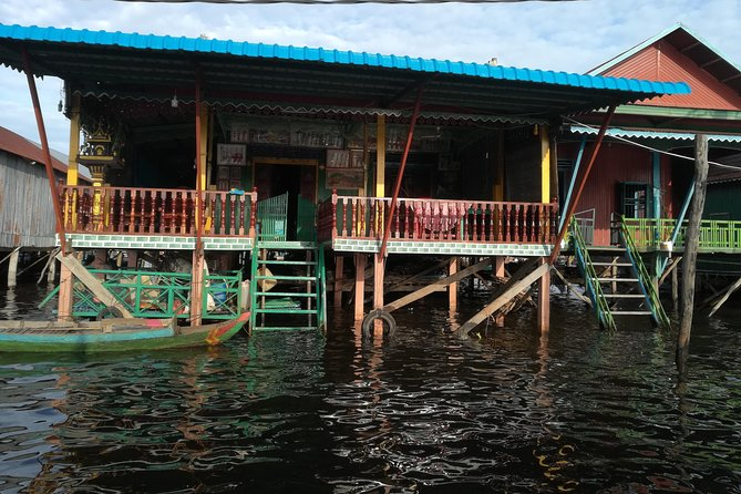 Floating Village ( Kampong Pluk ) and Siem Reap City Tour