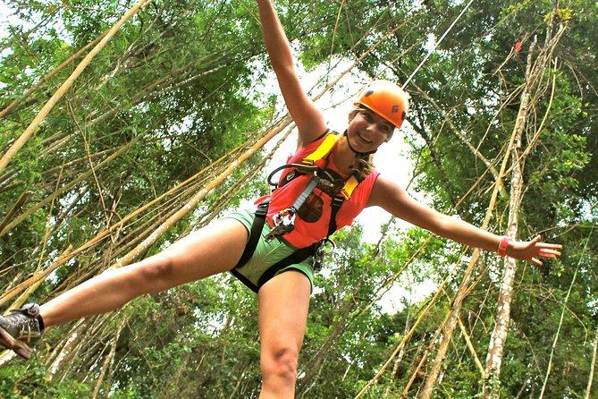 Skyline Zipline Experience Chiang Mai