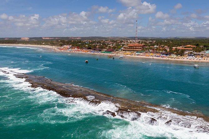 South Coast Frances Beach with Maceió City Tour