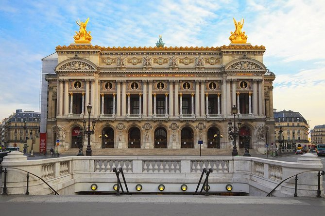 Private Tour: Opera Garnier and Passages Couverts