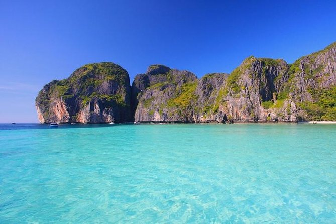 Phi Phi, Maya , Bamboo Full day tour (Great value for money)