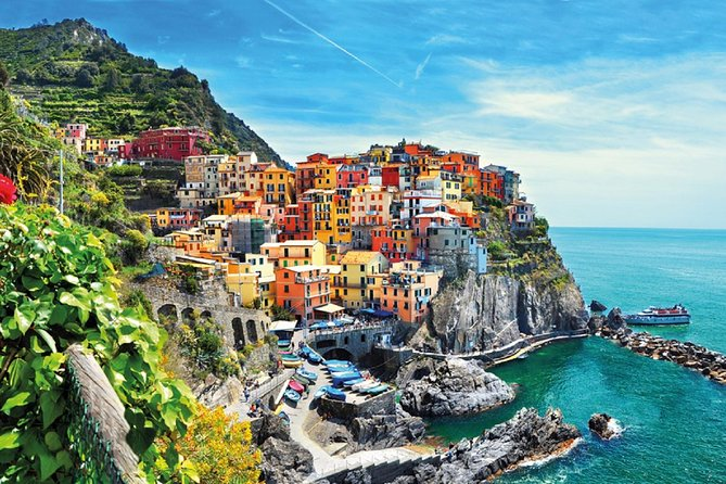 Full-Day Cinque Terre Tour from Pisa