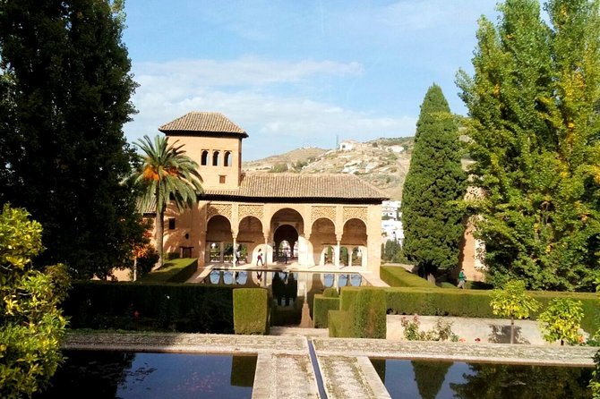 Alhambra private walking tour