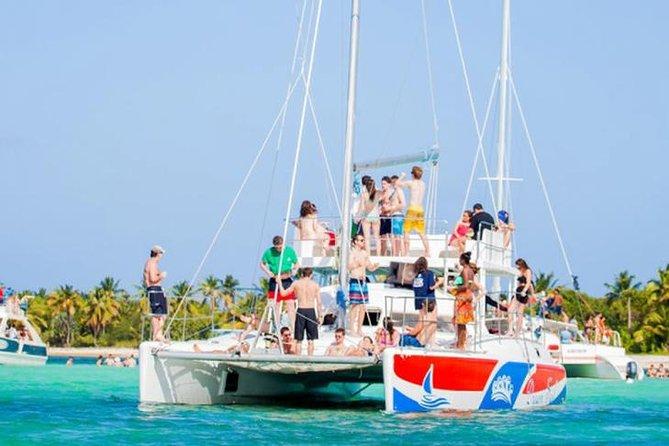 Privé Catamaran Tour in Punta Cana