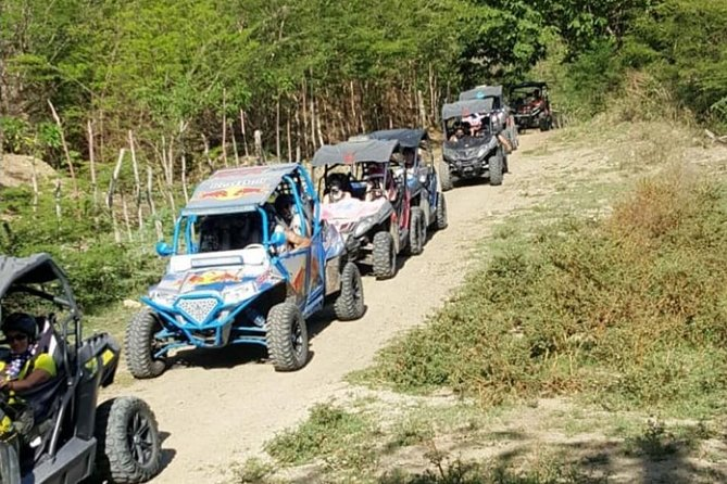 Buggy Adventures, Walk and Swim on The Beach by Rancho Los Cacaos