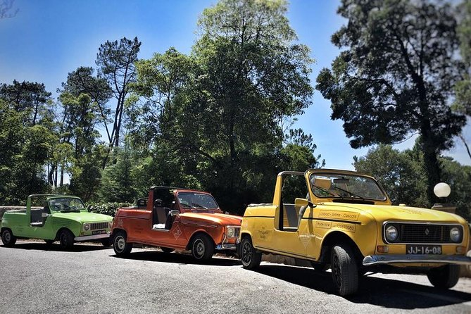 Sintra Half Day Tour in Renault 4L Convertible photo 10