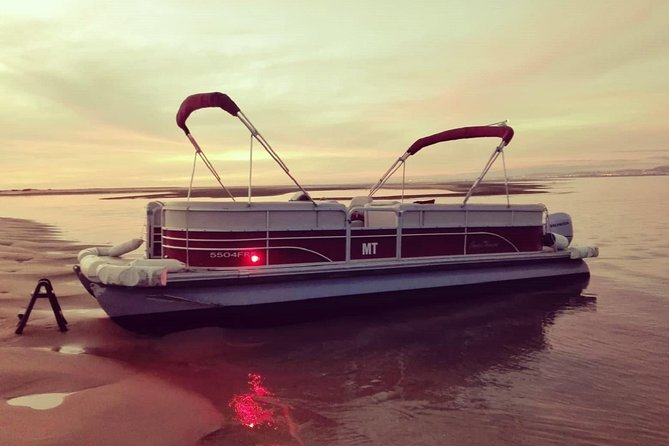 Romantic Sunset Tour in the Ria Formosa: from Faro