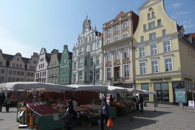 Rostock Private Walking Tour