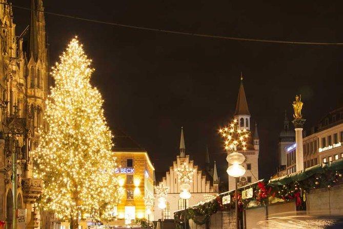 Munich Christmas Market Private Walking Tour