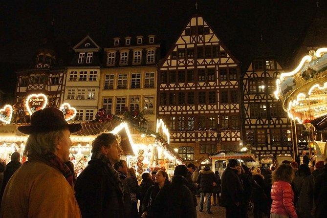 Passeio Privado a Pé pelo Mercado de Natal de Frankfurt