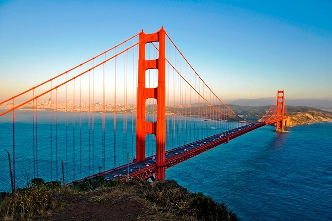 San Francisco City Tour - 8 hr Private Tour
