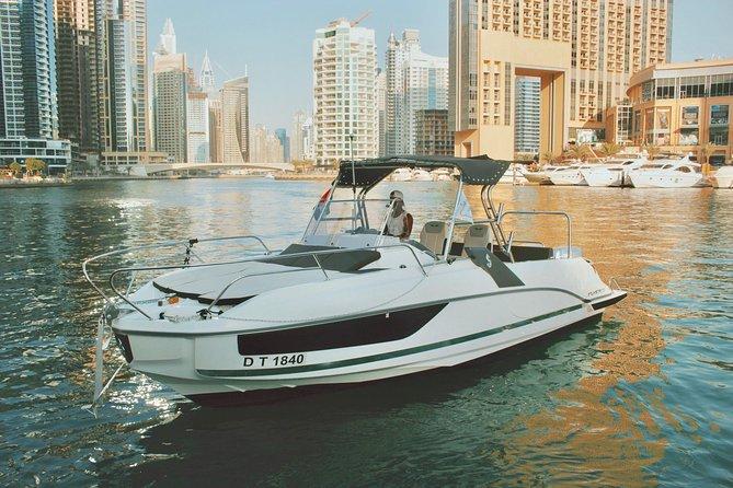 Dubai Sea escape: Swim, Tan & Sightsee!