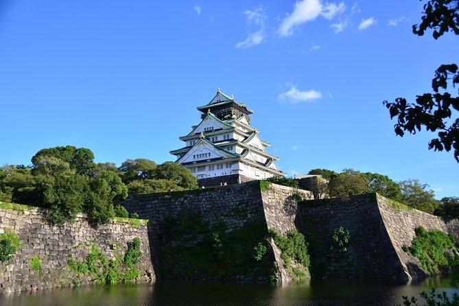 Melhor e mais brilhante de Osaka por veículo particular