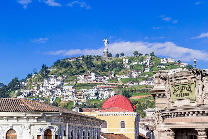 Best of the Unesco sites of Old Quito plus much, much more! of Quito and Middle of World - Private Tour