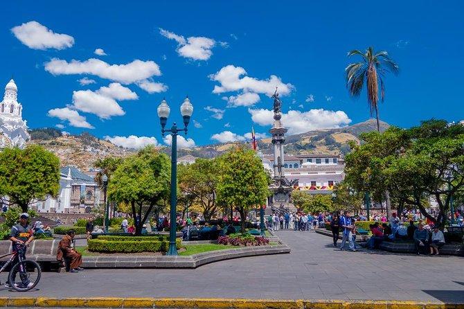 Plaza Grande - main square