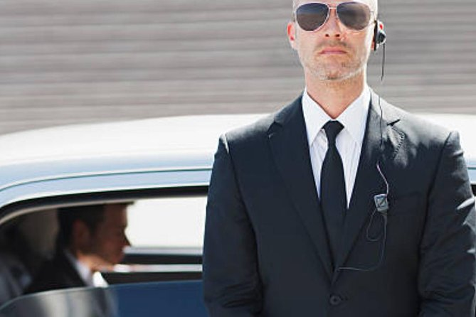 Private VIP Chauffeur-Driven Tour of London with personal bodyguard