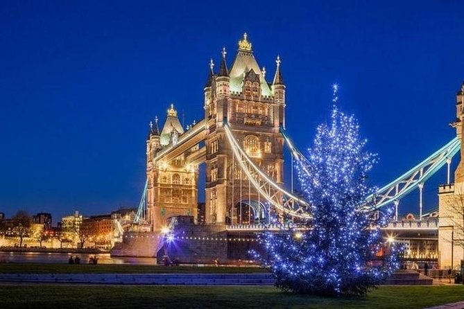 Christmas Private Tour of London