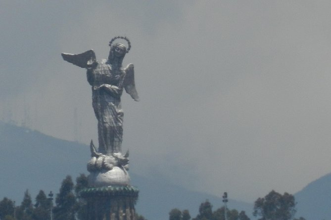 Private Full-Day Tour of Quito and Middle of the World