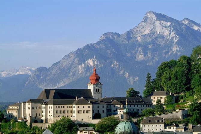 Private Tour The hills are alive: a tour to locations of the Sound of music film