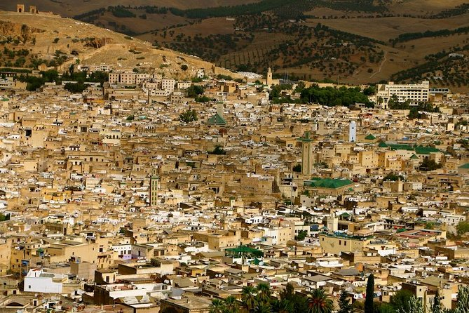 Private Guided Full-Day Tour of Fez