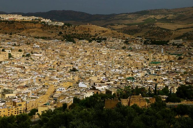 Private Day Trip to Fez from Casablanca