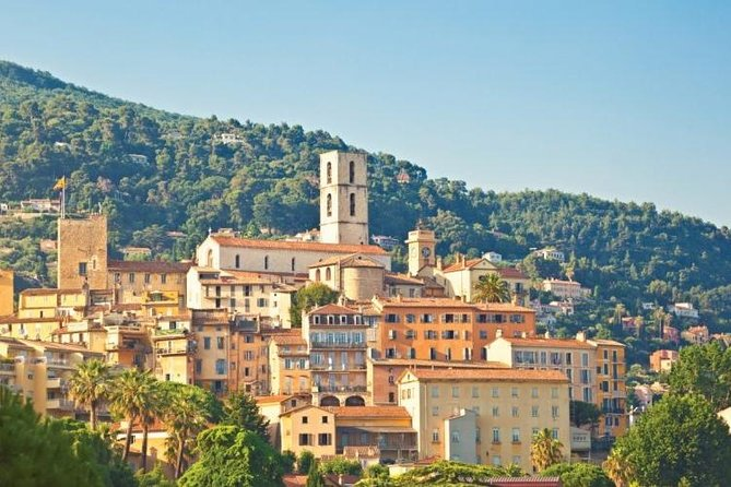 Full Day Private Custom French Riviera Tour from Nice