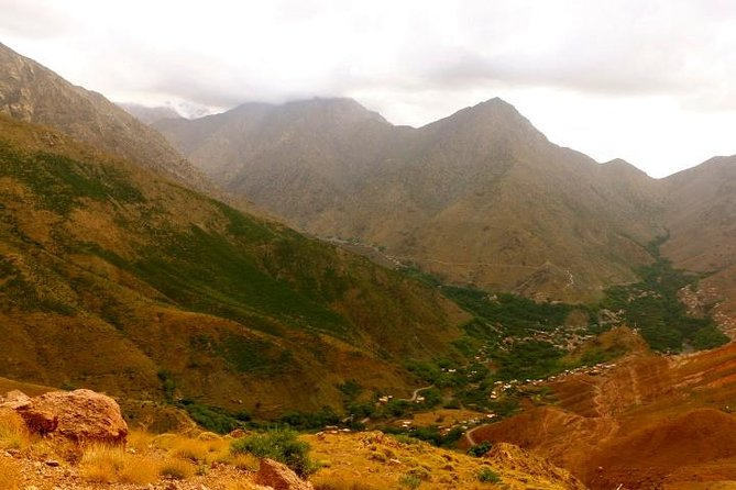 From Marrakech: Private Daytrip to High Atlas, Toubkal National Park and Imlil photo 2