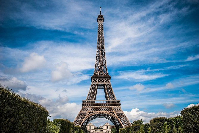 Paris City Tour with Private Friendly Guide and all Must-See Sites