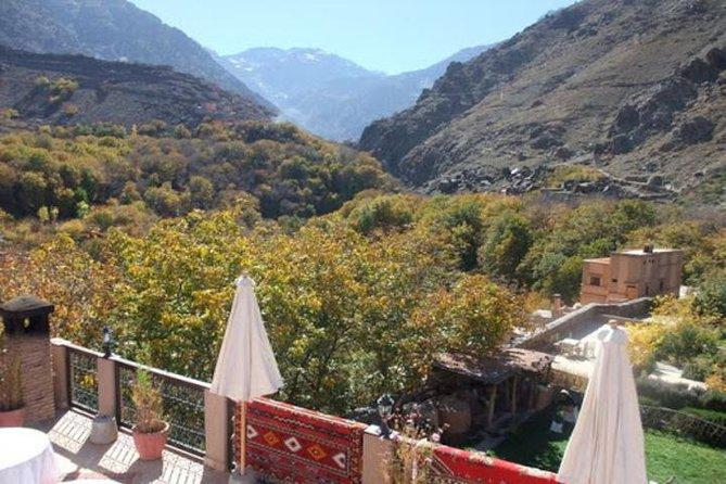 Imlil tour & Atlas Mountain trip