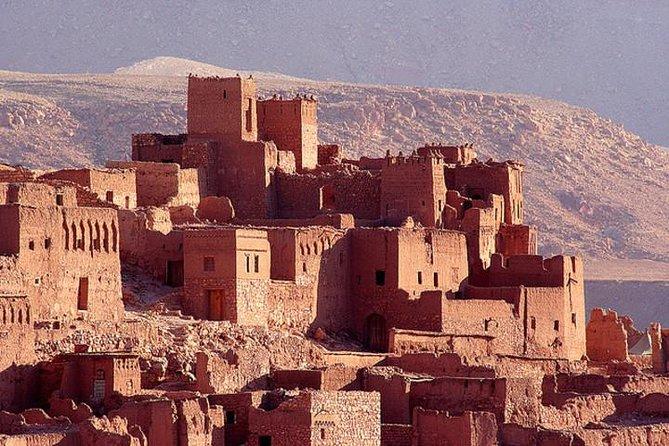 Ait Ben Haddou and Ouarzazate tour
