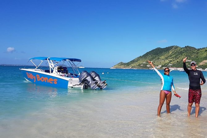 Billy Bones Private Charter Around St.Maarten