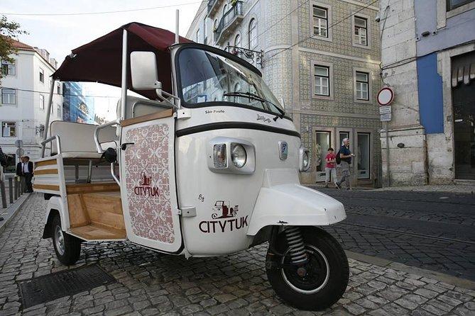 2H Sintra Tour by Tuk Tuk
