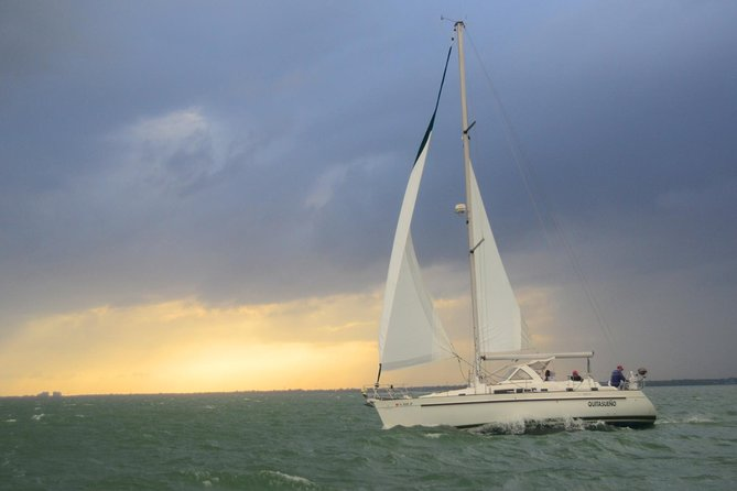 Private Sailing Trip on Biscayne Bay in Miami
