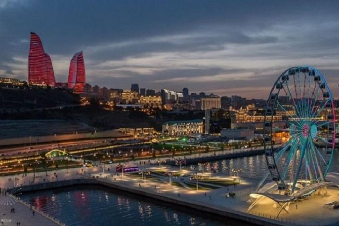 Private Baku Night Tour