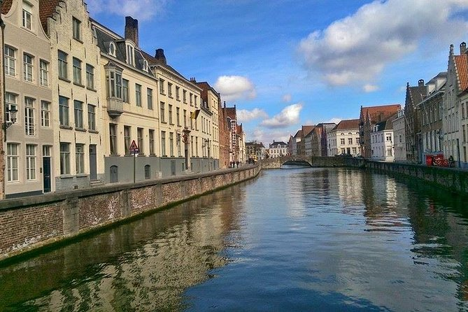 Private Full Day Tour of Bruges from Amsterdam