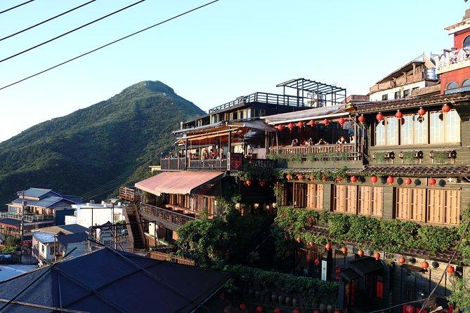 Chárter privado desde taipei: viaje por la mañana a Jiufen (4 horas)