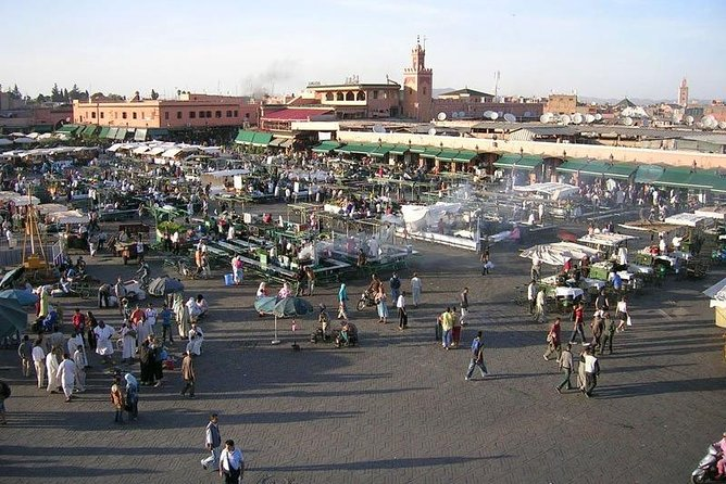 Private Walking Tour & Explore the Medina of Marrakech from Marrakech
